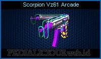 Scorpion Vz61 Arcade