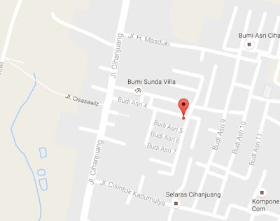 1136-1 Info Lengkap Properti - JUAL Rumah Cihanjuang - Cimahi Bandung - Desain Apik