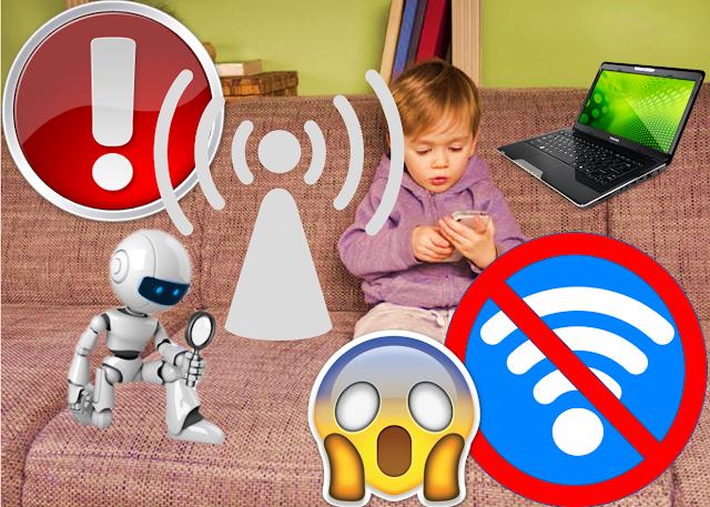 Armoniza Frecuencias electromagneticas y wifi