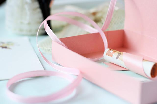 DIY Geldgeschenk zur Hochzeit selber machen