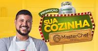 Promoção Liquigás Sua Cozinha Masterchef promocaoliquigas.com.br