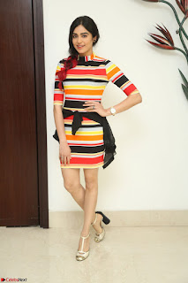 Adha Sharma in a Cute Colorful Jumpsuit Styled By Manasi Aggarwal Promoting movie Commando 2 (1).JPG