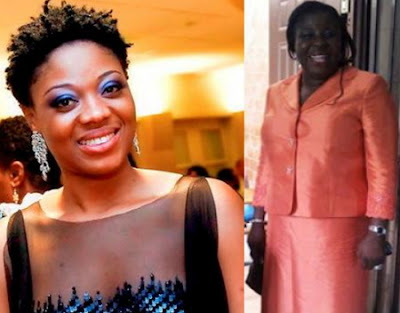 Chineze Anyaene mother died of cancer