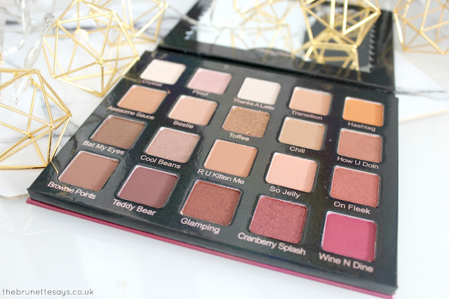 beauty, eyeshadow palette, Violet Voss Holy Grail