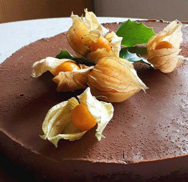 Fraîcheur au chocolat de Pierre Hermé