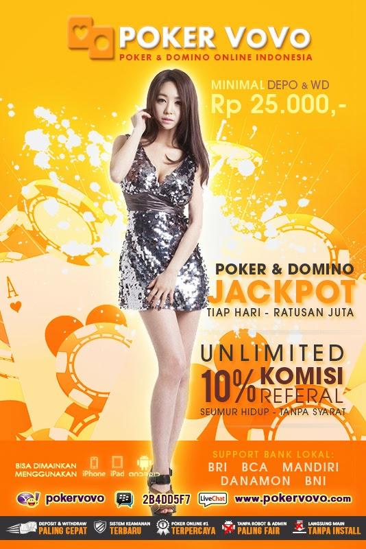 PokerIkan.com Agen Poker Online Uang Asli Menjamin 200%