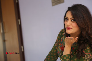 Shruti Sodhi Pictures at Meelo Evaru Koteeswarudu Trailer Launch    ~ Bollywood and South Indian Cinema Actress Exclusive Picture Galleries