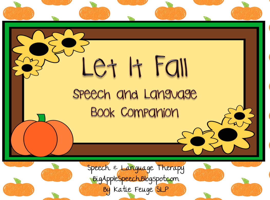 Big Apple Speech Let It Fall By Maryann Cocca Leffler
