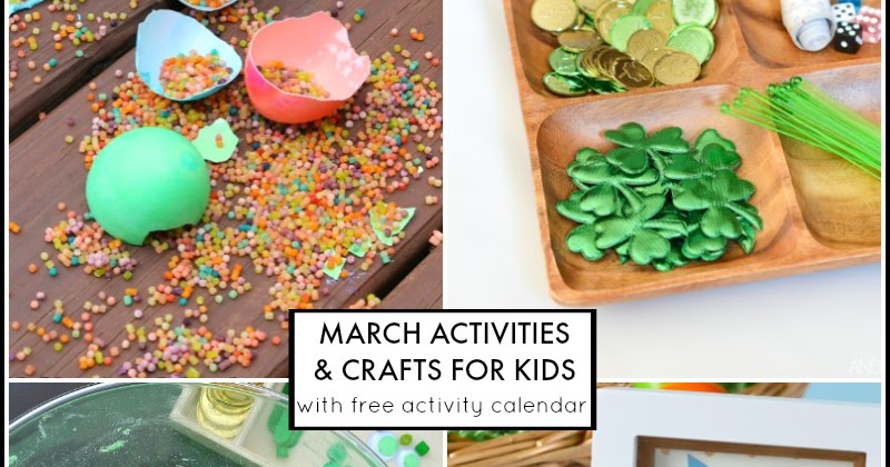 march craft ideas for kids 31 march activities for free activity calendar 6901