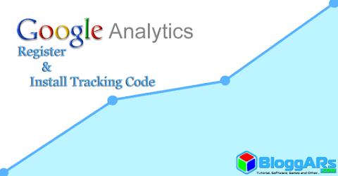 Cara Daftar dan Memasang Kode Pelacakan Google Analytic