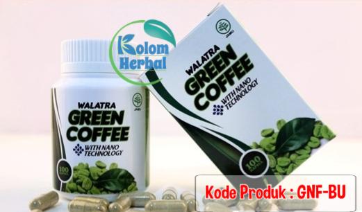 Walatra Green Coffee Kapsul