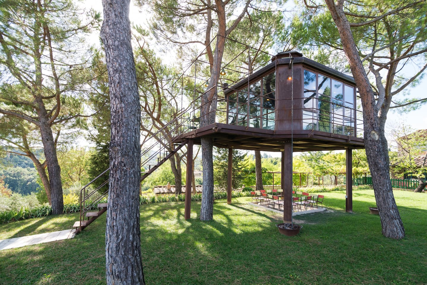 This tree house is the best Airbnb in world, from www.calmctravels, CalMcTravel