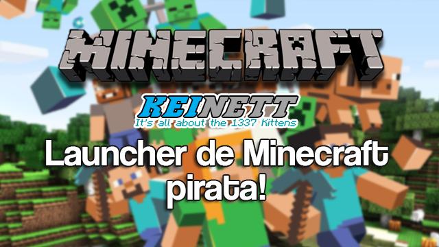 Minecraft pirata download shiginima launcher   Minecraft Launcher
