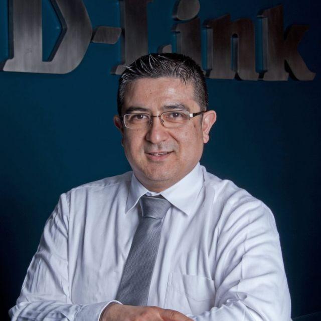Claudio Torres, Regional Manager de D-Link