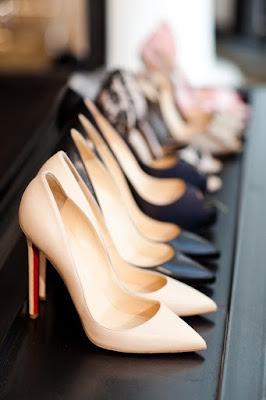 opciones de zapatos de fiesta