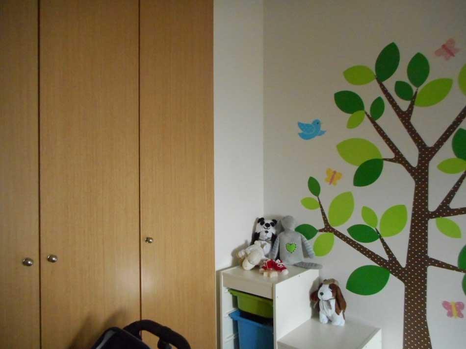 piso en venta calle guardamar de segura grao castellon dormitorio