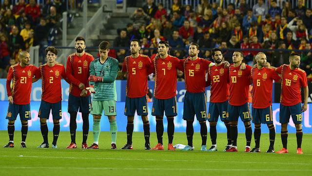La FIFA menace d'exclure l'Espagne de la Coupe du Monde
