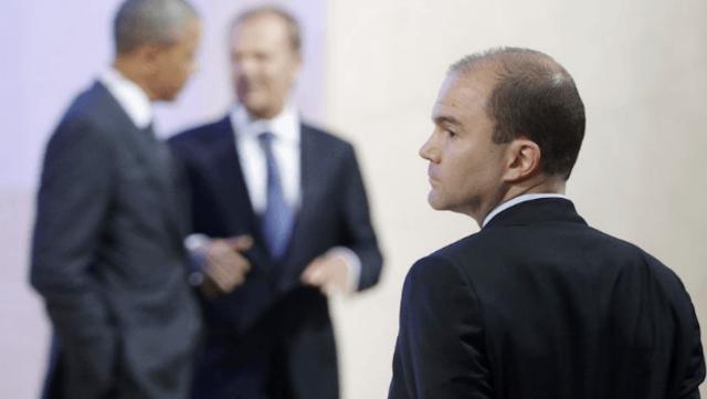 Ben Rhodes Blames Jewish Donors for Obama Not Being More Anti-Israel