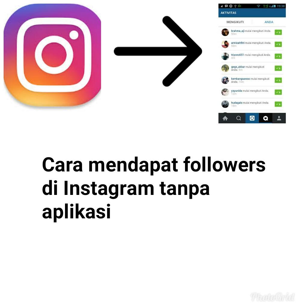 Panduan Singkat Menambah Followers Di Instagram Tanpa Aplikasi Dan Root