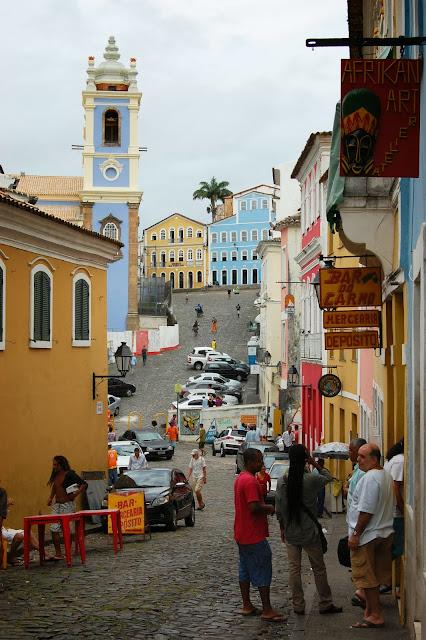 Pelourinho; Salvador, Bahia, Brazil