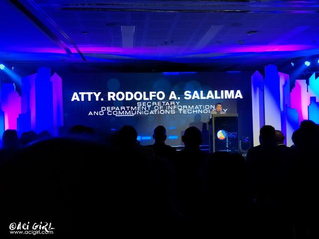 Department of Information and Communications Technology Secretary Rodolfo Salalima.