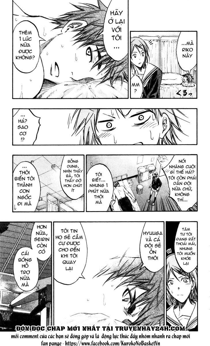 Kuroko No Basket chap 163 trang 15