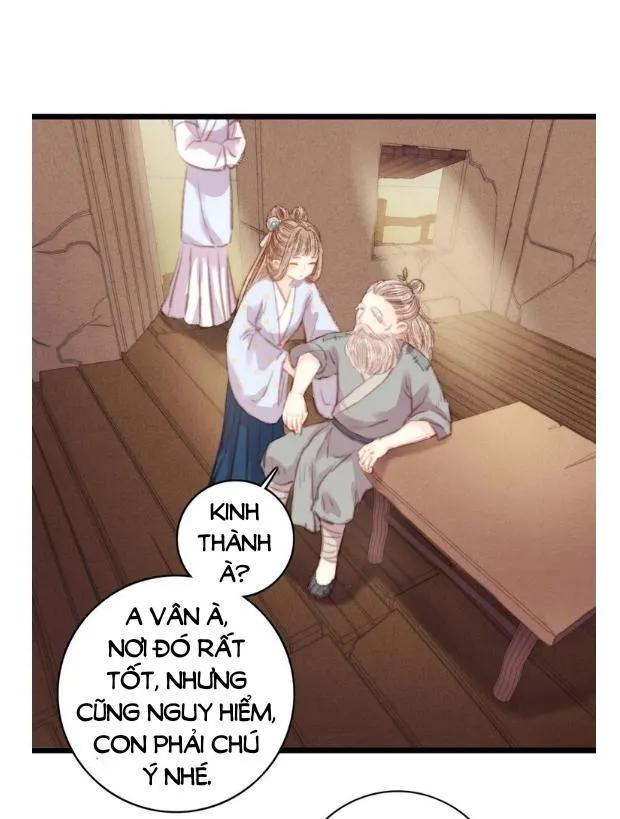 Nàng Phi Cửu Khanh - Thần Y Kiều Nữ chap 27 - Trang 12