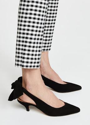 Sepatu Slingback Shoes