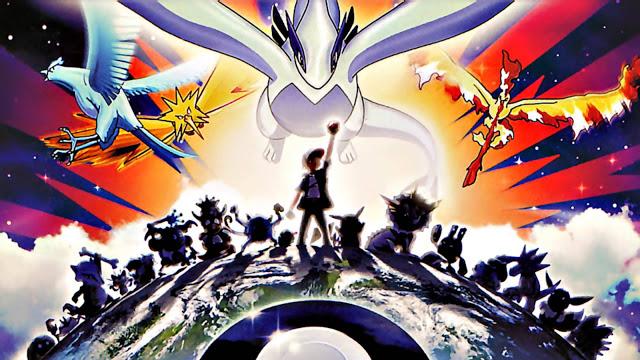 Pokémon Gold e Silver (GBC/3DS) ganham novo trailer