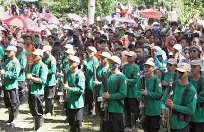 Pasukan Pemimpin Pemberontak Komunis