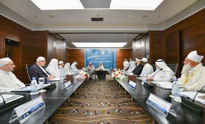 مجلس شيوخ قراءة القرآن في المملكة العربية السعودية يعقد الجلسة الثانية