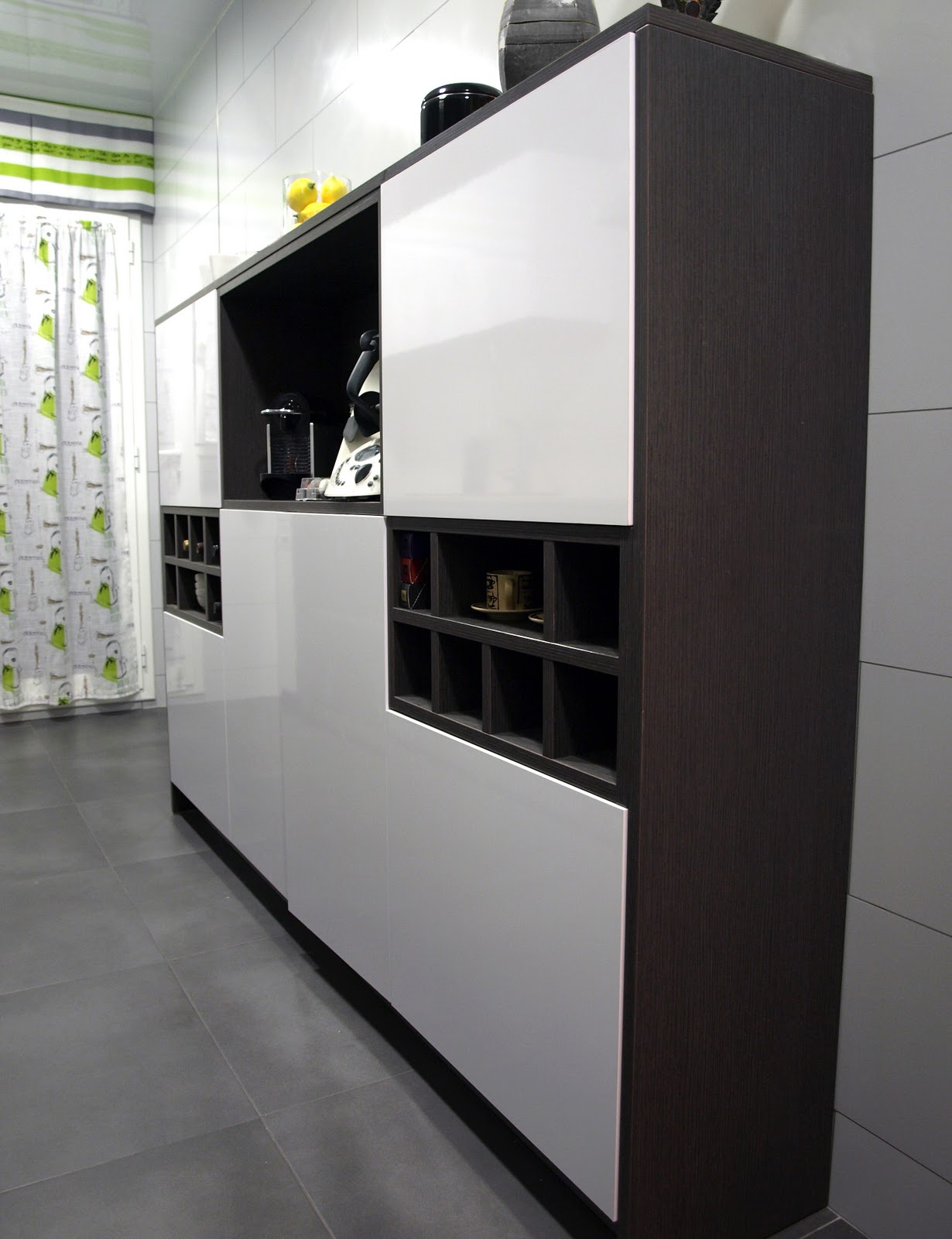 Mueble Auxiliar Barcelona Espai Decuina Ripollet Barcelona Proyecto Cocina Lineal