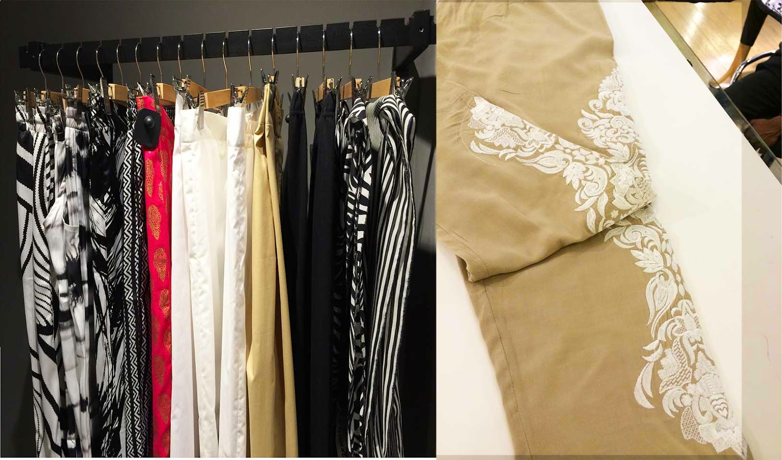 Ready to wear trousers at Unbeatable - Pakistani designer wear
