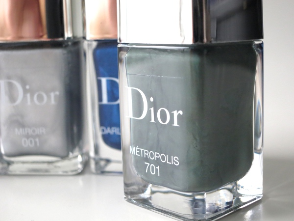 Dior fall 2015 Cosmopolite limited edition - Dior Vernis Gel Shine nail polishes