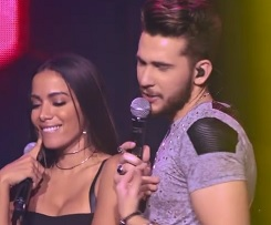 Gustavo Mioto lança música com Anitta