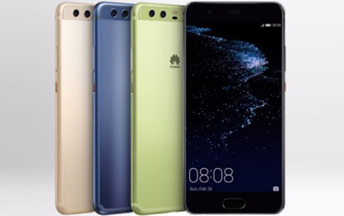 Huawei launches P10, P10 Plus, Watch 2 at MWC 2017