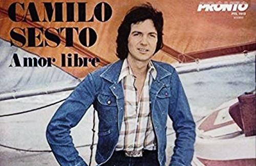Camilo Sesto - Amor Libre