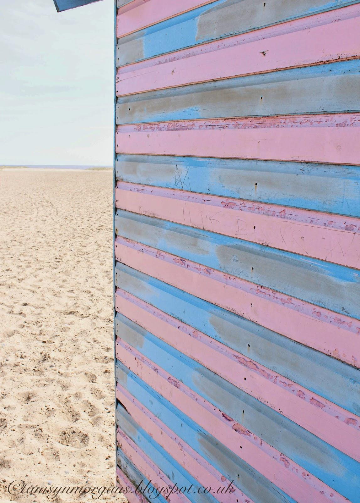 Pastel Beach Hut