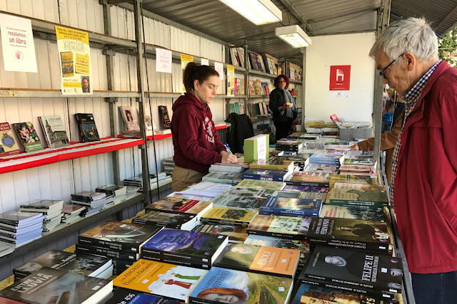 Feria del libro en Barakaldo