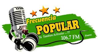 Radio Frecuencia Popular 106.7 FM Huaraz