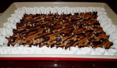 Caramel Gooey Butter Cake image