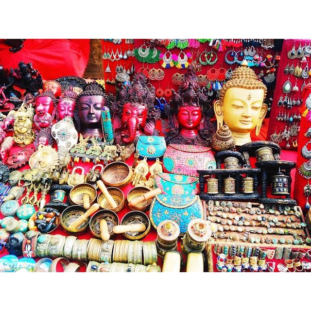 Nepal: Chasing Angels Or fleeing demons...