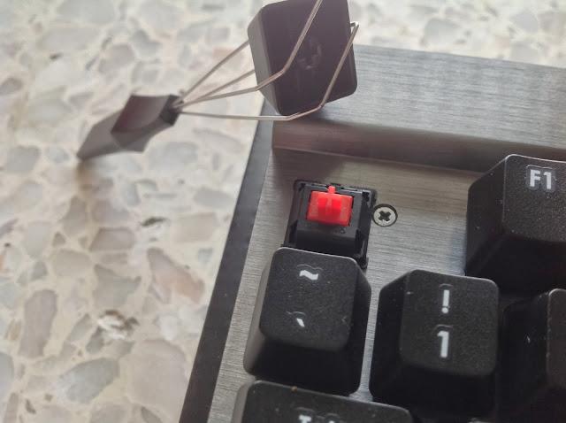 Corsair Vengeance Series Mechanical Keyboard Round Up 170