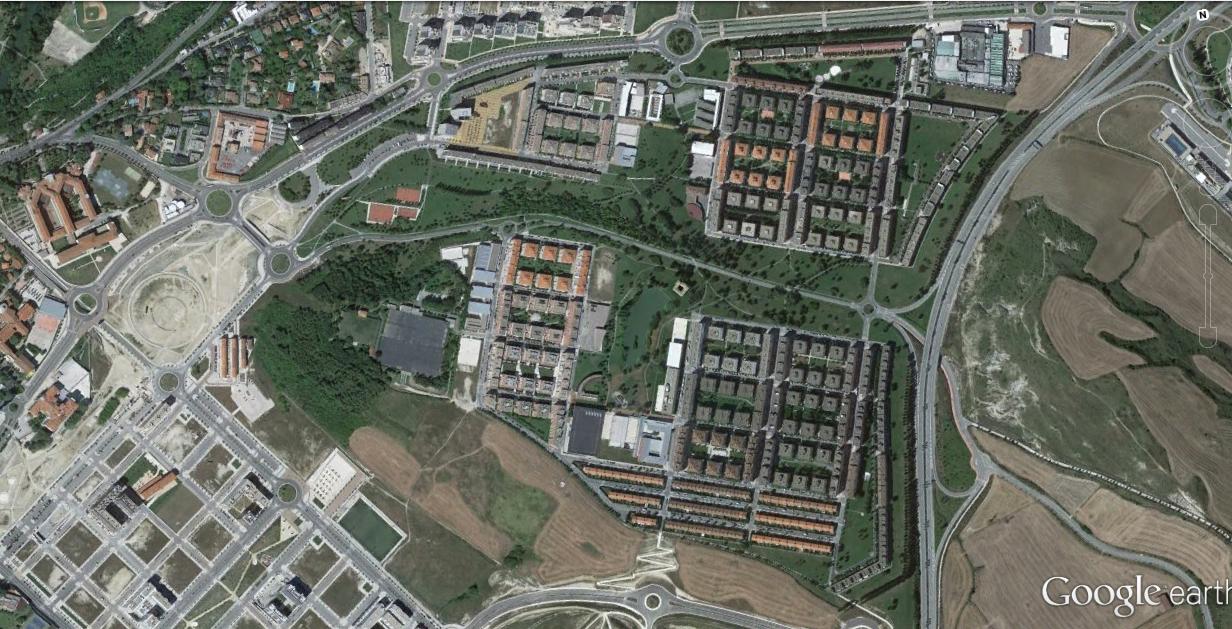 Cascotes 392 mendillorri pamplona - Pamplona centro historico ...