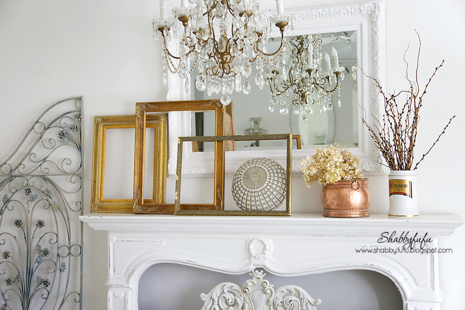 How To Decorate A Fall Mantel That Will Get Noticed Shabbyfufu