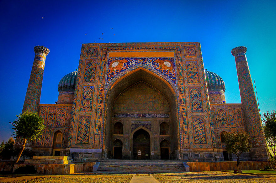 Registan, Uzbekistan - I Quit My Studies At The Age Of 18 And Traveled To 97 Countries Since Then