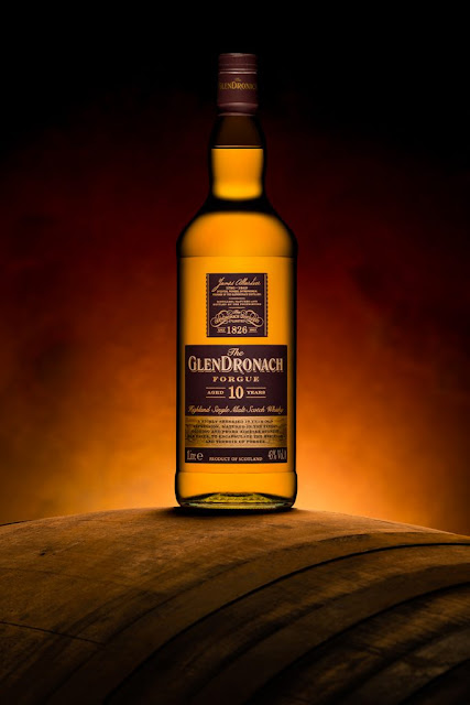 The GlenDronach Forgue 10YO