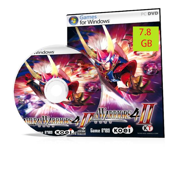 DESCARGAR Samurai Warriors 4-II POR MEGA FULL PC
