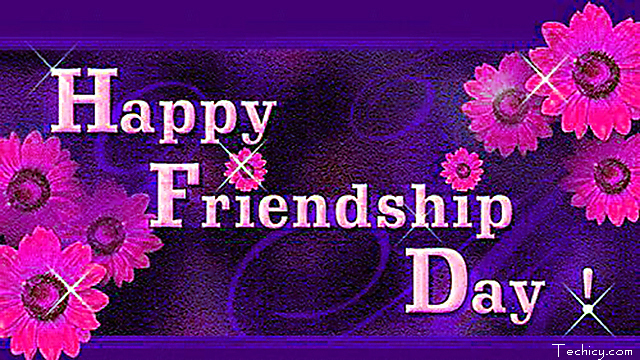 Happy Friendship Day 2016 Cute Greetings & Images For Friends Boyfriends/Girlfriends