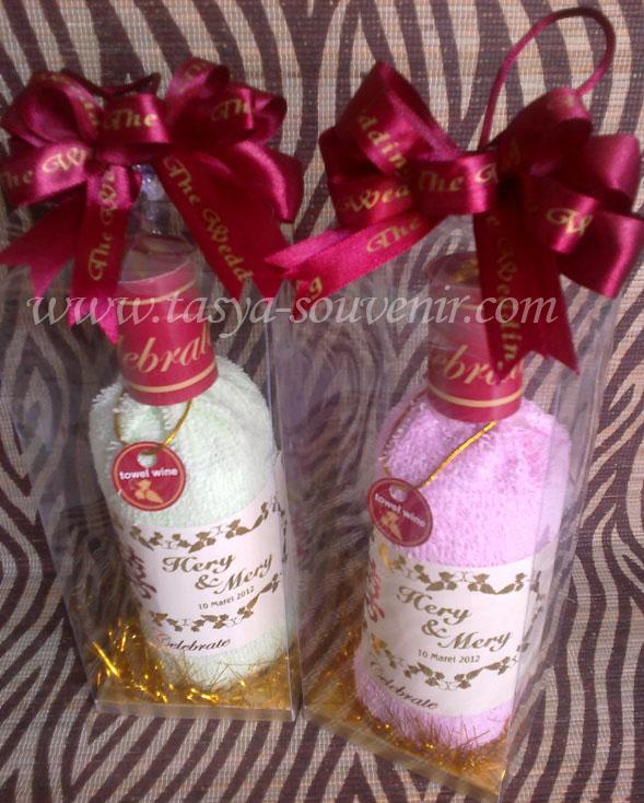Souvenir Pernikahan Wel Cake Murah
